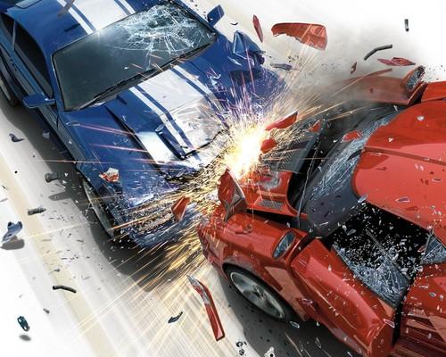 Choque de coches