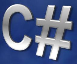 c# logo no oficial del lenguaje de programacion c sharp